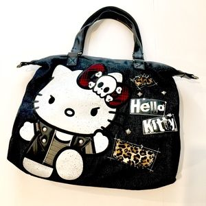 ff15f6ae4 Women Black Loungefly Hello Kitty Bag on Poshmark